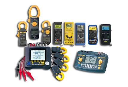 Instrumentos de Prueba Electrica