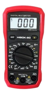 Instrumento Portatil HIBOK 80